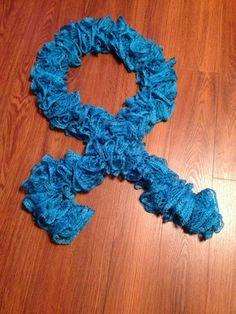 Sashay Blue Scarf