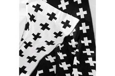 Black and White Organic Blanket - Trendy Littles: Must have kid trends