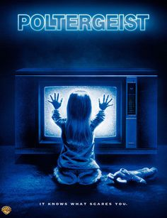 Poltergeist (1982) 114 min - Horror I think I saw this a dozen times at the drive-in the summer it came out.... still hate when there is snow on the TV. thank God for 24hour cable!