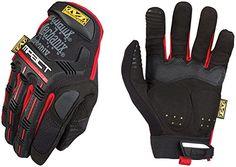 Mechanix Wear M-Pact Black/Red Mechanix Wear size Small
