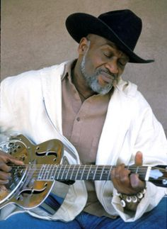 "Taj Mahal, ""Statesboro Blues""..O.K. you're gunna see several pins of Taj, but with his wide variety of music, well, he wears a lot of  hats... great entertainer..."