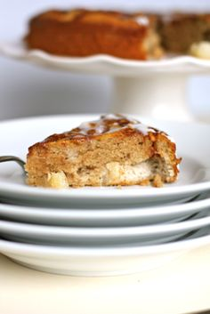 Grain-free Apple Spice Coffee Cake (SCD and Paleo) - Against All Grain - Award Winning Gluten Free Paleo Recipes to Eat Well & Feel Great