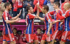 Bayern'den rekor ciro