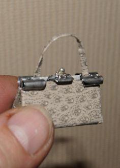 Nono Mini Nostalgia - making many miniatures