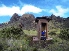 Literalmente no topo do vulcão Haleakala, no Havaí: