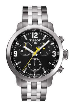 <em>TISSOT</em> PRC 200 Quartz Chronograph Gent/T055.417.11.057.00