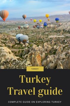 A complete guide on things to do in Turkey. This Turkey travel guide shows you the best places to visit and what to see in Turkey