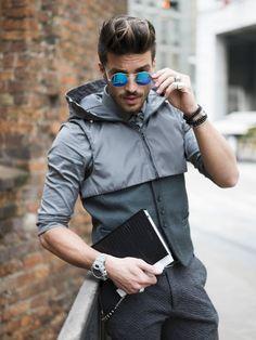 A modern business man - MDV Style   Street Style Fashion Blogger