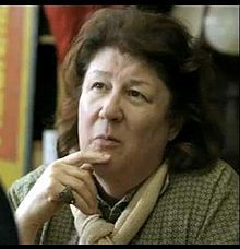 Margo Martindale in Justified. I've always imagined myself a character actor - RedheadJokes.