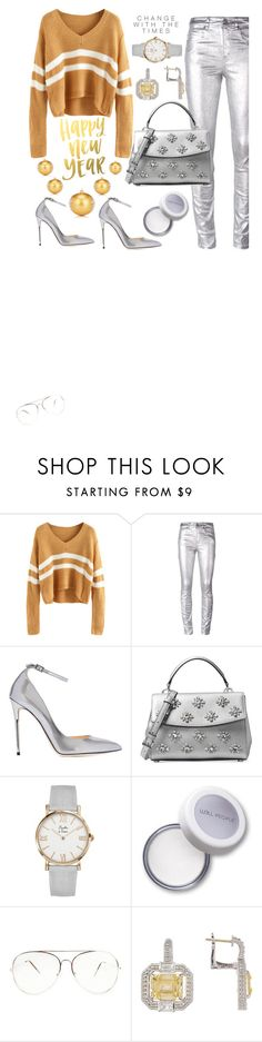 """""""The times have changed"""" by felicitysparks ❤ liked on Polyvore featuring Étoile Isabel Marant, Jimmy Choo, Michael Kors, Judith Ripka and Barneys New York"""