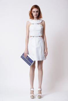 Charlotte Ronson Spring 2014 Ready-to-Wear Collection Photos - Vogue