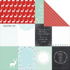 New Kaisercraft North Pole Paper Collection now in stock at Crafts U Love http://www.craftsulove.co.uk/xmas_papers.htm#100