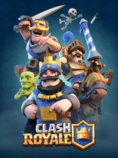 Supercell、新作アプリ『クラッシュ・ロワイヤル』を2016年3月にグローバルローンチ決定 戦略性に富む『クラクラ』題材の新感覚カードゲーム   Social Game Info