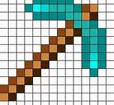minecraft perler bead patterns - Bing Images