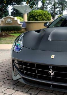 Ferrari F12.. holy fuckballs I Love the blackk