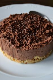 Sweet Addict: MOUSE DE CHOCOLATE