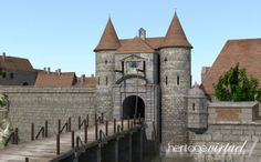 Besançon, Franche-Comté