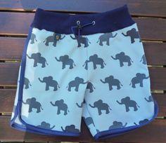 Kinder-Shorts für Sommertage