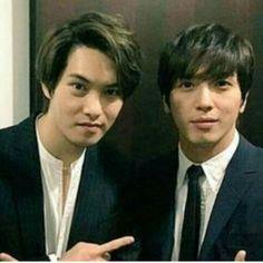 Lee Jong hyun and yonghwa