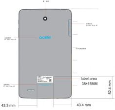 New Alcatel Pixi 5 tablet spotted in FCC certification