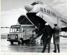 Delivery of a Salvation Army Truck