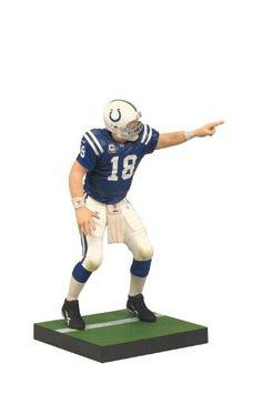 91beab8750ee McFarlane Toys NFL Series 24 Peyton Manning 5 Action Figure Toys R Us  Games