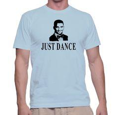 Carlton Banks Just Dance T-Shirt Tee Top Shirt tshirt witty gift funny Fresh Prince of Bel Air by TwistedMonkeyApparel on Etsy