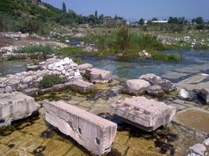 Photo by Ufuk Özbulun Empty Tomb, Classical Period, Acropolis, Antalya, Rome, Castle, Paintings, History, City