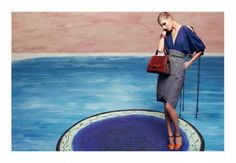 Fendi: Ad Campaign Spring/Summer 2011