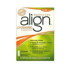 Align Digestive Care Probiotic Supplement, 42 count $32.15