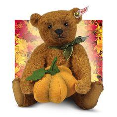 Autumn Teddy Bear EAN 683121 by Steiff at The Toy Shoppe