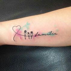 Simbolos De Tatuajes Que Signifiquen Familia Y Union Tattoos