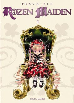 Passion Mangas - Rozen Maiden