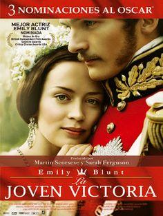 Ver La reina Victoria (La joven Victoria) (2009) Online