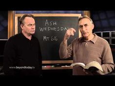 What's wrong with Ash Wednesday? -- Ashes, sacrificing for Lent, what could be wrong with that?