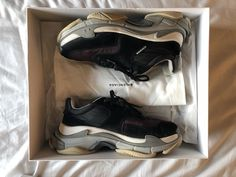 Balenciaga Triple S 2.0 White Sneakers Size UK 11 EU 45 US 12  fashion   d52aad756