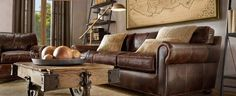 Decorating a new space with old furnishings