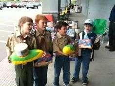 Cub Scout Popcorn Song