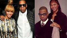 Finally, we are able to get a pinterest of this image of the hip-not it image of Jay-Z and Beyonce.  Jay with his Corporate Look and Beyonce without blond hair or weave.  Wow!  Don't worry it's still all love|Beyonce-Jay-Z by manuelegant, via Flickr