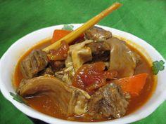 茄汁炆牛腩 (一人一餸 Top 5)Braised Beef Brisket in Tomato Sauce