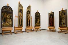 Museum voor Schone Kunsten Gent | Onderzoek | Restauratie Lam Gods | Fotodagboek