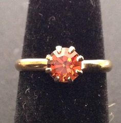 A personal favorite from my Etsy shop https://www.etsy.com/listing/263889812/vintage-adjustable-gold-tone-amber