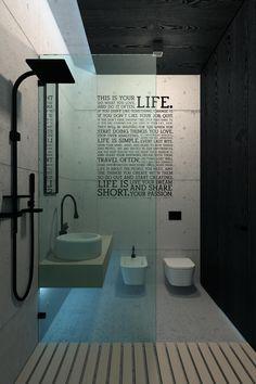 R3125 - Проект интерьера квартиры в современном стиле   Проекты   Dervish Group