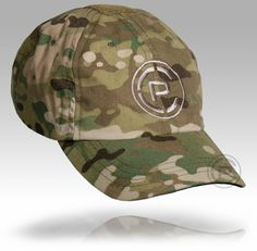 68dbf84412e Embroidered Crye Precision logo on front. Velcro® loop on the top for the  attachment
