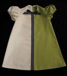 Retro 1967 Inspired 2 tone Katie dress.