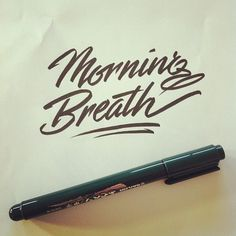 morning breath!