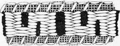 Drawn Thread Work 99