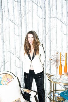 Courtney Kerr for The Coveteur x The Outnet #TheOutnetInTX