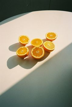 Citrus and shadows. Pantry Inspiration, Color Inspiration, Wolfgang Tillman, Dappled Light, Photography Classes, Food Photography, Birthday Treats, Orange Recipes, Start The Day