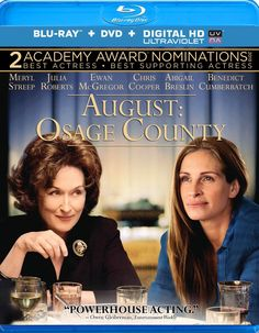 Reel Charlie's review of August: Osage County: Always excited and a little nervous to view a film my friend Uncle Barb feels passionately about - I believe she told meAugust: Osage County was her favorite film of 2013 so the stakes were partic...